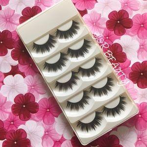 Other - ICONIC Eyelashes 5 Pairs